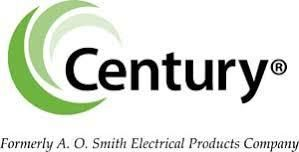 century/ ao smith motors logo