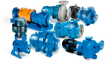 goulds electric pumps